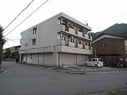 ウッディ翼[2階]の外観