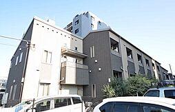 東京都町田市中町1丁目の賃貸アパートの外観