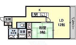 中村日赤駅 6.0万円