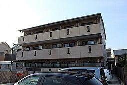 愛知県あま市甚目寺流の賃貸マンションの外観