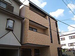 京都府京都市伏見区南尼崎町の賃貸マンションの外観