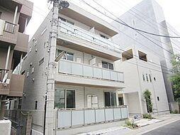 東急東横線 中目黒駅 徒歩7分の賃貸アパート
