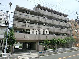 トリコロールハウス加藤[1階]の外観