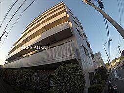 神奈川県横浜市中区千代崎町4丁目の賃貸マンションの外観