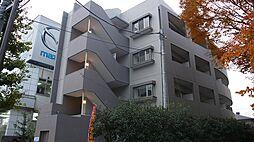 グリーンサイド[3階]の外観