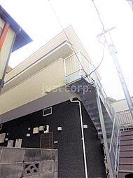 神奈川県横浜市中区山元町5丁目の賃貸アパートの外観