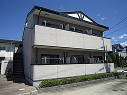 ガルテン・ヴィラ[2階]の外観