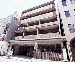 京都府京都市中京区六角通室町東入鯉山町の賃貸マンションの外観