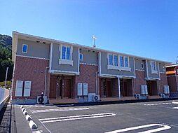 鹿児島県霧島市国分山下町の賃貸アパートの外観