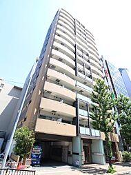 アスール江坂3rd[15階]の外観
