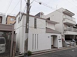 大阪府堺市堺区浅香山町2丁の賃貸アパートの外観