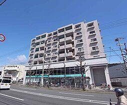 京都府京都市右京区常盤一ノ井町の賃貸マンションの外観