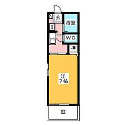 愛知大学前駅 3.5万円