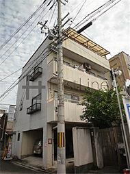 竹中ビル[3階]の外観