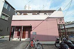 ニシヤマハイツ[1階]の外観