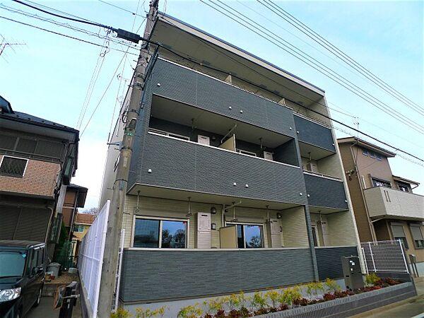 サンフォニア小平[3階]の外観