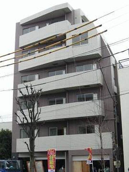 ビラフォレスト武蔵新田 5階の賃貸【東京都 / 大田区】