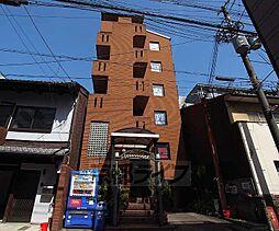 京都府京都市中京区猩々町の賃貸マンションの外観