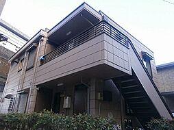 ハイムヴィラ[2階]の外観