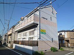 パピヨンII[2階]の外観