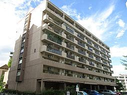 URアーバンラフレ虹ヶ丘西8号棟[3階]の外観