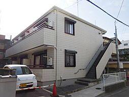 兵庫県尼崎市南塚口町6丁目の賃貸アパートの外観