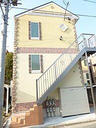ユナイト野川 ラヴィアンローゼ[1階]の外観