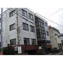 埼玉県川越市小仙波町4丁目の賃貸マンションの外観