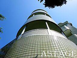 東京都世田谷区羽根木2丁目の賃貸マンションの外観