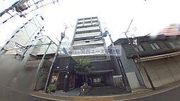 大阪府大阪市中央区上本町西3丁目の賃貸マンションの外観