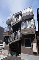 新築 シックス新宿[101号室号室]の外観