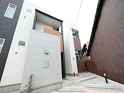 N′sタウン本陣[2階]の外観