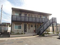 和歌山県和歌山市冬野の賃貸アパートの外観