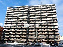 レジディア日比野[9階]の外観