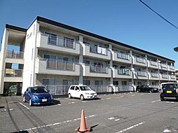 岡山県倉敷市笹沖の賃貸マンションの外観