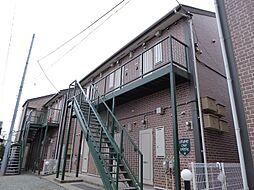 ハーミットクラブハウス戸塚B棟[1階]の外観