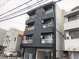 サン上島[4階]の外観