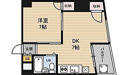 マンションピアファイブ[2階]の間取り