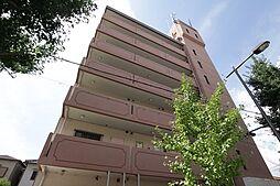 兵庫県西宮市今津二葉町の賃貸マンションの外観