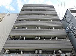 兵庫県神戸市中央区旭通1丁目の賃貸アパートの外観