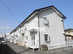 シノハラコーポ B棟[1階]の外観