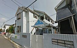 千葉県流山市江戸川台西1の賃貸アパートの外観