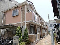東京都江戸川区松島3丁目の賃貸アパートの外観