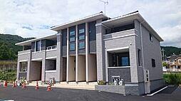 ノース・コアンA[2階]の外観
