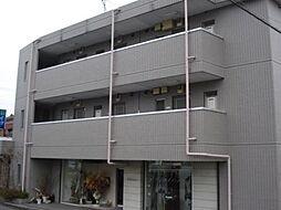 東京都羽村市神明台1丁目の賃貸マンションの外観