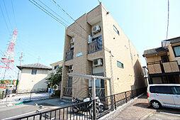 愛知県名古屋市中川区伏屋2丁目の賃貸アパートの外観