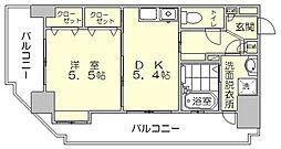FORT−S[4階]の間取り