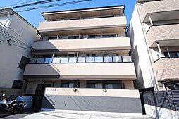 フラッティ京大北[3階]の外観