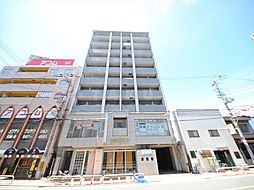 守口駅前敷島ビル[3階]の外観