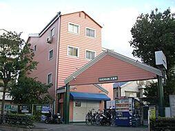 ディバージョン久宝寺[2階]の外観
